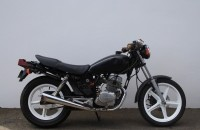 Honda 1994 CB250 - to be converted to a cafe racer